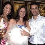 Mary-Kyri Family - Sister Theona & Husband Zac
