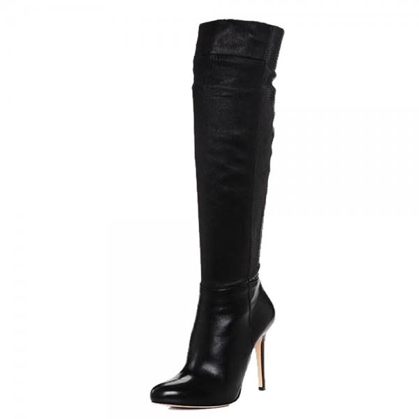 Lepora . Knee Height b