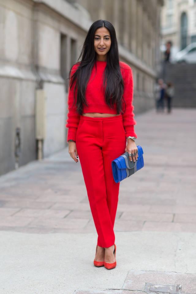 Lady in Red. Photographer Diego Zuko.